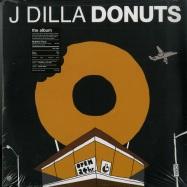 Front View : J Dilla - DONUTS (LTD 2LP) - Stones Throw / STH2126 / 39147031