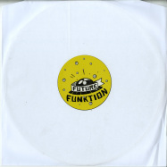 Front View : Various Artists - A HOMIES JOURNEY TO THE 11TH QUADRANT - Future Funktion / FF001