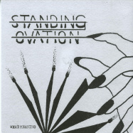 Front View : Standing Ovation - WHAT MEANING (7 INCH + DL CODE) - Dead Wax Records / DW022