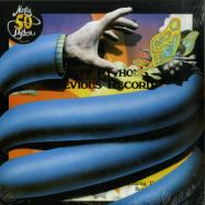 Front View : Monty Python - MONTY PYTHONS PREVIOUS RECORD (LP) - Virgin / 0806113