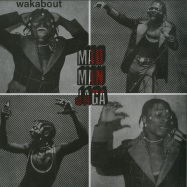 Front View : Mad Man Jaga - WAKABOUT (LP) - Dig This Way / DTW003