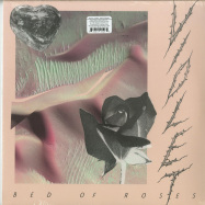 Front View : Violet - BED OF ROSES (LP) - Dark Entries / DE261