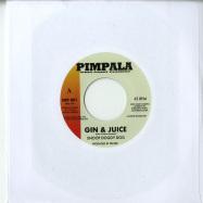Front View : Snoop Dogg / DJ Quik - GIN & JUICE / JUS LYKE COMPTON (7 INCH) - West Coast Classics / IMP001