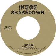 Front View : Ikebe Shakedown - ASA-SA / PEPPER (7 INCH) - Ubiquity / UR7387 / UR7387-7