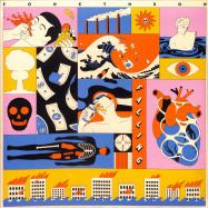 Front View : Fonkynson - FALLING (LP) - Lisbon Lux Records / LLR0106LP
