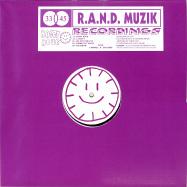 Front View : Carmel & Salomo - HAPPY HOUR - R.A.N.D. MUZIK RECORDINGS / RM12008