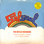 Front View : Candido, Skyy, Loleatta Holloway - SALSOUL - THE REFLEX REVISIONS (COLORED 2X12 INCH LP) - Salsoul / SALSBMG22LPW
