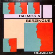 Front View : Calmos & Berzingue - BELLEVILLE EP - Pont-Neuf Records / PN015