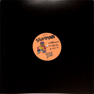 Front View : Studyman - DIJON SOUL EP - Decabaret Records / Decab011