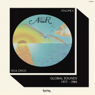 Front View : Various Artists - AOR GLOBAL SOUNDS 1977-1984 (VOLUME 5) (CD) - Favorite Recordings / FVR171CD