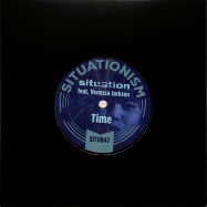 Front View : Situation Featuring Venessa Jackson - TIME (7 INCH) - Situationism / SITU047