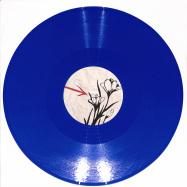 Front View : KiRiK - CROCUS 003 (BLUE COLORED VINYL / VINYL ONLY) - Crocus / CRS003RP