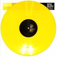 Front View : Ghost In The Machine - UNDER SIEGE EP (YELLOW VINYL + MP3) - Genosha Basic / GBASIC006