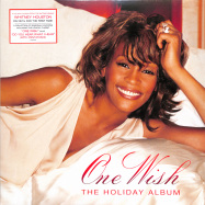 Front View : Whitney Houston - ONE WISH - THE HOLIDAY ALBUM (LP) - Sony Music Catalog / 19439764101