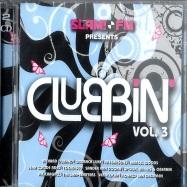Front View : Various Artists - SLAM! PRES. CLUBBIN VOL. 3 (2XCD) - Cloud9 / CLDM2008048