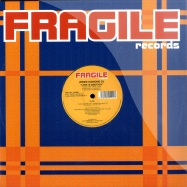 Front View : Simone Pisapia / Jessie Diamond DJ - MIRA / LOVE IS EMOTION - Fragile / frg109