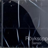 Front View : Royksopp - SENIOR (CD) - Pias / Wall Of Sound / wos080cd