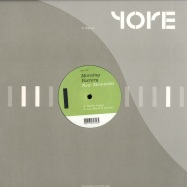 Front View : Morning Factory - NEW MEMORIES - Yore Records / YRE027