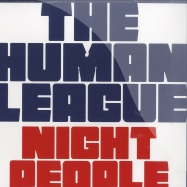 Front View : The Human League - NIGHT PEOPLE (CERRONE / MYLO REMIXES) - Wall Of Sound / WOS092T / 39123880