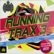 Front View : Various Artists - RUNNING TRAX 3  (3XCD) - Ministry Of Sound / moscd225