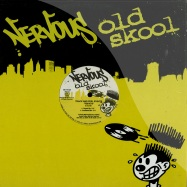 Front View : Track And Feel Events - YES HE IS - Nervous Old Skool / nos02