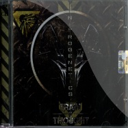 Front View : Nitrogenetics - TRAIN OF THOUGHT (CD) - Hardcore Blasters / hbcd1201