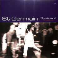 Front View : St Germain - BOULEVARD (THE COMPLETE SERIES) (2X12 LP) - F Communications / 1370022012 / 39201981