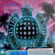 Front View : Various Artists - ANTHEMS - ELECTRONIC 80s 3 (3CD) - Ministry Of Sound / MOSCD308