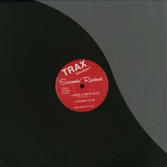 Front View : Screamin Rachael - QUEEN OF HOUSE EP SAMPLER - Trax Records / TX487