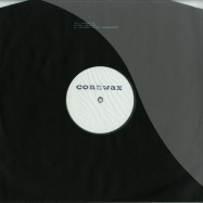 Front View : Refracted - ATTAINING COSMIC CONSCIOUSNESS - Connwax / Connwax002