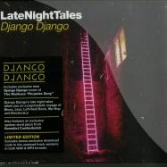 Front View : Django Django - LATE NIGHT TALES (CD+DL Code) - Night Time Stories / alncd35