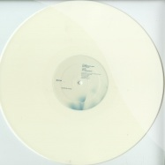Front View : Eduardo De La Calle - ITS ON MY BRAIN (WHITE VINYL) - Planet Rhythm / PRRUKWHT001