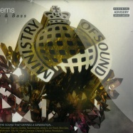 Front View : Various Artists - ANTHEMS DRUM & BASS (3XCD) - Ministry Of Sound Uk / moscd398