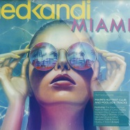 Front View : Various Artists - HED KANDI MIAMI 2015 (2XCD) - Hed Kandi / Hedk142