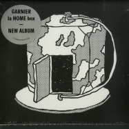 Front View : Laurent Garnier - LA HOME BOX (CD) - F Communications / 39221042