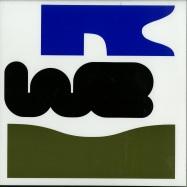 Front View : Orson Wells - BLEND EP - Bokhari / BK14