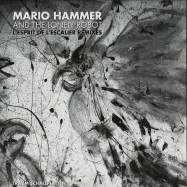 Front View : Mario Hammer And The Lonely Robot - LESPRIT DE LESCALIER REMIXES - Traum / Traum V200