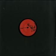 Front View : Eduardo De La Calle - ROSERT EP (VINYL ONLY) - Monogram Systems / MNG067