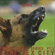 Front View : Varg - NORDIC FLORA SERIES PT. 3: GORETEX CITY (2X12 LP) - Northern Electronics / NE39