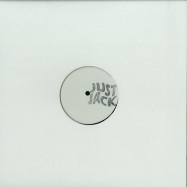 Front View : Unknown - UNTILTED - Just Jack Recordings / jjrwhite01