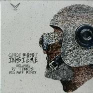 Front View : Giaga Robot - INSIEME (DJ TENNIS BIG MUFF REMIX) - Margot Records / MRG10
