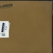 Front View : Commix - DISPATCH DUBPLATE 012 (LTD 180G VINYL) - Dispatch Dubplate / DISDUB012