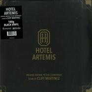 Front View : Cliff Martinez - HOTEL ARTEMIS O.S.T. (180G 2LP) - Invada Records / LSINV210LP / 39146111