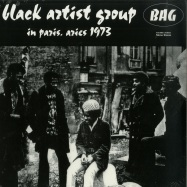 Front View : Black Artists Group - IN PARIS, ARIES 1973 (LP) - Aguirre Records / ZORN 54