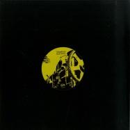 Front View : Dave Tarrida - SHUT DOWN EP - Tripalium Records / TRIPALIUMRAVESERIES002