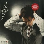 Front View : Bela B - CODE B (2LP + CD) - B-Sploitation / B-SPLOIT12LP