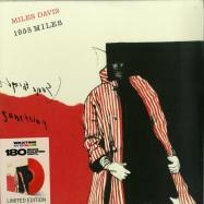 Front View : Miles Davis - 1958 MILES (LTD RED 180G LP) - Waxtime / 012950684