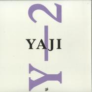 Front View : Marius - RASCAR CAPAC EP - Yaji / Y-2