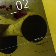 Front View : Mihigh, Paul_K - UNIFIED FIELD EP - Melodrom / MELODROM02