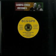 Front View : Sandra Cross & Vibronics - SOUND SYSTEM GIRL (10 INCH) - Scoops / Scoop063